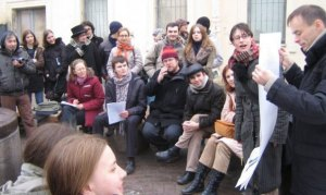 Street University, 9 March 2008