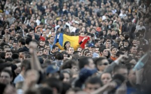 MOLDOVA-VOTE-RALLY