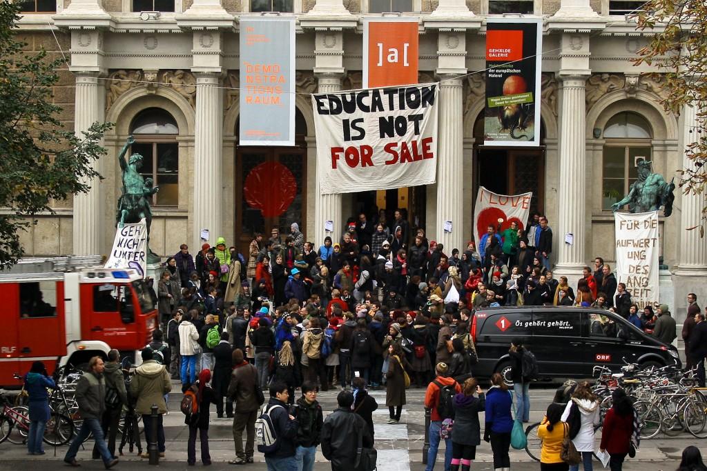 Academy Of Fine Arts Vienna Occupied Chtodelat News
